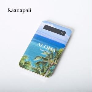 "【ALOHA Island Days Collection】モバイルバッテリー""Kaanapali"""