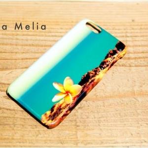 ハワイフォト iPhoneハードカバー Pua Melia