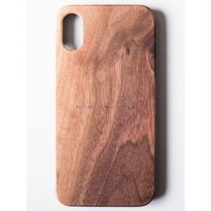 "Wooden iPhone Cover ""Always Sunshine CO."""
