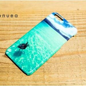 ハワイフォト iPhoneハードカバー Honuea