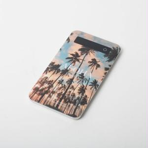 "【ALOHA Island Days Collection】モバイルバッテリー""Kauai Palm Trees"""