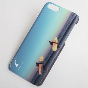 7Plus対応 CALIFORNIA iPhone ハードカバー San Onofre Surf