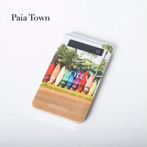 "【ALOHA Island Days Collection】モバイルバッテリー""PaiaTown"""