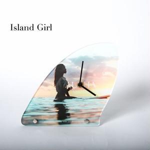 "【ALOHA Island Days Collection】フィン時計""IslandGirl"""