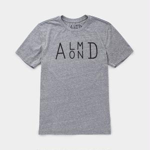 ALMOND [ Sidetack Logo T-Shirt ]