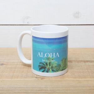 【ALOHA Island Days Collection】マグカップ-Kaanapali-