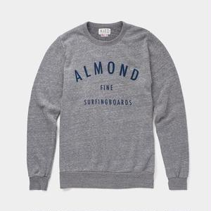 ALMOND [ Fine Surfing Boards Pullover ]