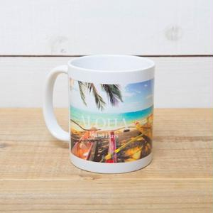 【ALOHA Island Days Collection】マグカップ-Maui Sunny Day-