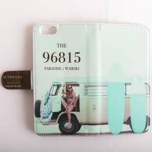 AUTHENTIC x The 96815 手帳型 iPhone ケース