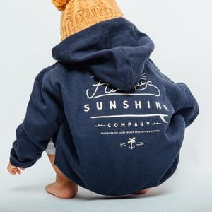 Always Sunshine Co. Kids Hoodie Zip
