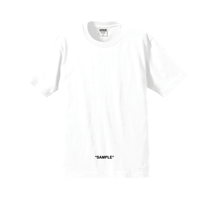 """""""18SS"""" 再入荷!! PANDEMIC  """"SAMPLE"""" LOGO Tee WHITE -6color-"""