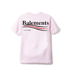 """18SS"" BALEMENTS バレモン BERNIE T-SHIRT -White-"
