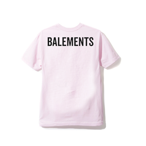 """""""18SS"""" BALEMENTS バレモン BALEMENTS T-SHIRT -White-"""