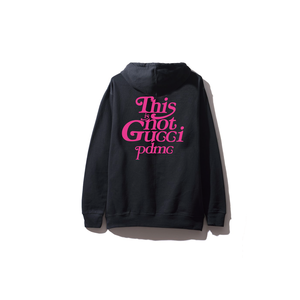 """""""18AW"""" 先行予約  PANDEMIC  Pink  Logo Hoody  -This is Not-  -2color-"""