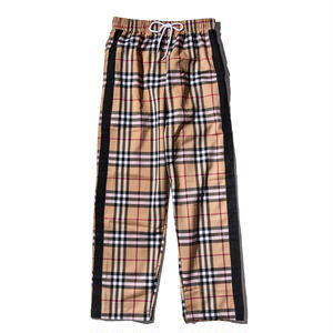 再入荷!! ディーエルエスエム HAYMARKET LINE CHECK PANTS -Black Line-