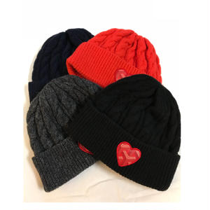 """""""18AW"""" AnotA / アノッタ Cable Knit Cap -4color-"""