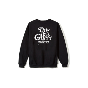 """""""18AW"""" 先行予約  PANDEMIC   Logo Crew Sweat  -This is Not-  -2color-"""