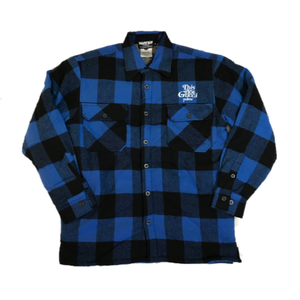 """""""19SS""""   PANDEMIC  This is not Boa Check SH Jacket    -Blue-"""