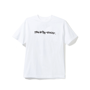 """""""18SS"""" 再入荷!! PANDEMIC  パンデミック This is Not Tee  -not G〇cci- -White-"""