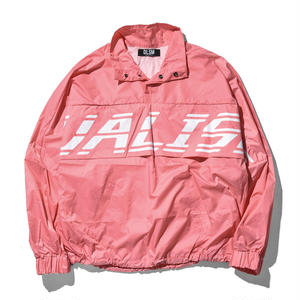 """18SS""  DLSM ディーエルエスエム DLSM RAIN MAKER NYLON JACKET -L.Pink-"