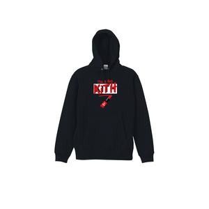 """""""18AW""""  PANDEMIC  This is not Hoody  -Not Box-  -Black-"""
