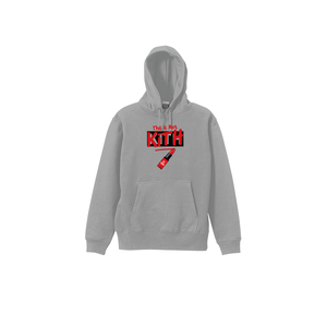 """""""18AW""""  PANDEMIC  This is not Hoody  -Not Box-  -Gray-"""
