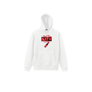 """""""18AW""""  PANDEMIC  This is not Hoody  -Not Box-  -White-"""