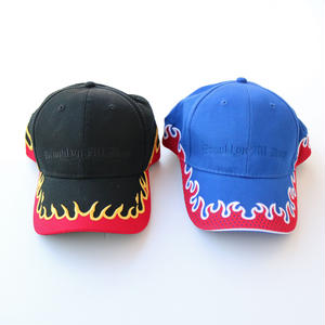 FLAMING 6PANEL CAP