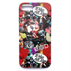BAD WORLD MIRROR HARD IPHONE CASE