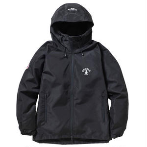 NO.556 LIGHT SHELL JKT (BLACK)