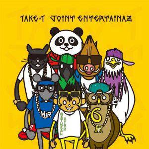 TAKE-T / JOINT ENTERTAINAZ [CD]