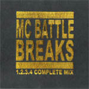 DJ A-1 / MC BATTLE BREAKS COMPLETE MIX [MIX CD]