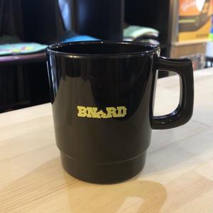BNGRD PLASTIC MUG CUP(BLACK)