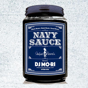 DJ MO-RI / NAVY SAUCE [MIX CD]