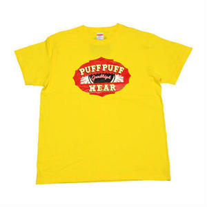 PUF PUF TEE (YELLOW)