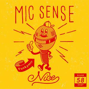 Funkymic / MIC SENSE NICE [CD]