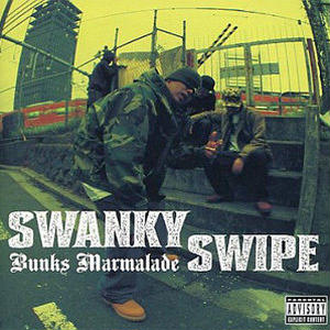 SWANKY SWIPE - BUNKS MARMARED [CD]