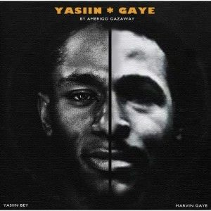 11月上旬出荷予定 - MOS DEF VS MARVIN GAYE / YASIIN GAYE - THE DEPARTURE [TAPE]