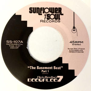 "Chris Hazelton's Boogaloo 7 / The Basement Beat"" - Parts 1 & 2 [7INCH]"