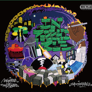 NAGMATIC & MILES WORD / INPOSSHIBLE [CD]