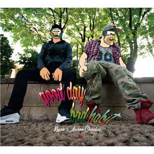 KOJOE&AARON CHOULAI / good day bad habit [CD]