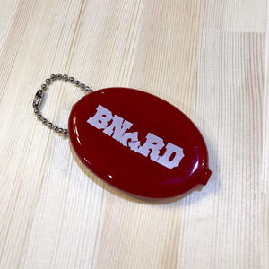 BNGRD Rubber Coin Case (RED)