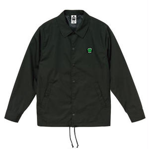 2月下旬予定 - BLACKSMOKERS coach jacket (BLACK)