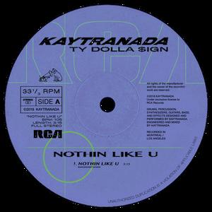 3月下旬入荷予定 - KAYTRANADA / NOTHIN LIKE U / CHANCES [12inch]