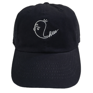 "CHILLSULL"" GHOST CAP / NAVY(KIDS SIZE)"