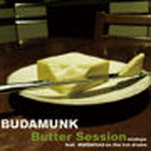 Budamunk/Butter Session Mixtape feat. mabanua on the live drums [MIX CD]