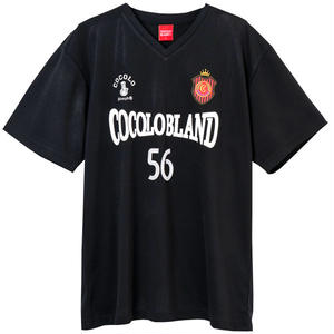 COCOLO FOOTBALL CLUB GAME SHIRTS (BLACK)