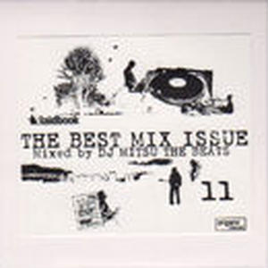 origami PRODUCTIONS / laidbook 11 The Best Mix Issue Mixed by Mitsu The Beats [MIX CD]