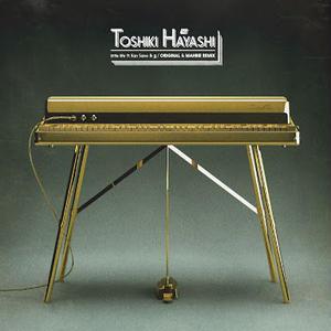 TOSHIKI HAYASHI(%C) / little life ft. Kan Sano & jjj [7INCH]