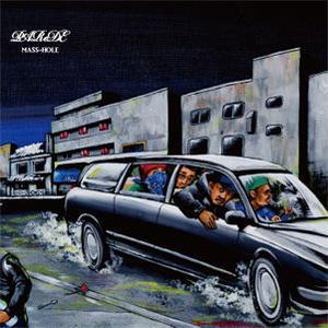 MASS-HOLE / PAReDE [CD]